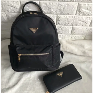 PRADA - プラダ  バックパック ブラック