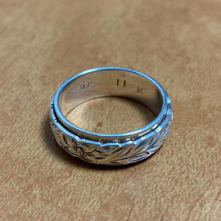 シルバー925 リング 18号(リング(指輪))