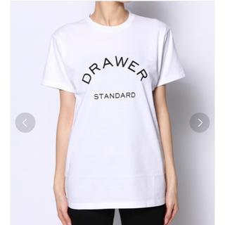 Drawer - ドゥロワー tシャツ