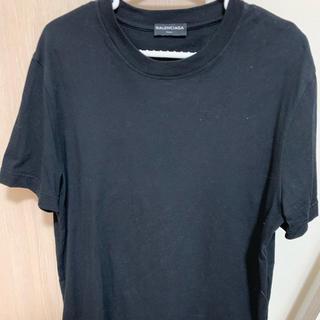 Balenciaga - バレンシアガ ブラック Tシャツ xl