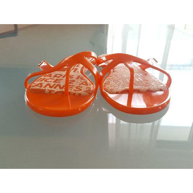 LOUIS VUITTON(ルイヴィトン)の【美品・箱付き】ルイヴィトン ラバーサンダル 36 レディースの靴/シューズ(サンダル)の商品写真