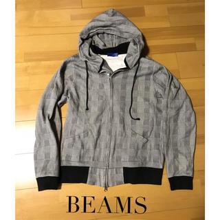 ビームス(BEAMS)のパーカー  チェック(パーカー)