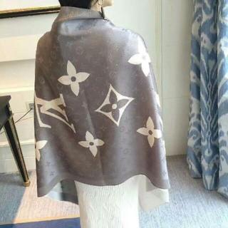 LOUIS VUITTON - オススメ 本物 ルイヴィトンLOUIS VUITTON スカーフ 冬美品