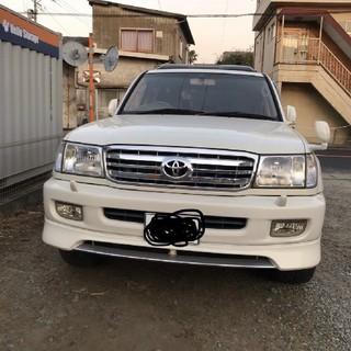 トヨタ - ランドクルーザー 100 ディーゼル 1ナンバー