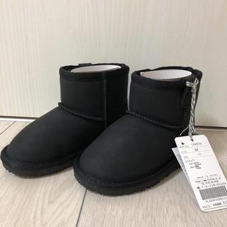 ampersand - アンパサンド 冬用 ブーツ 15センチ 新品