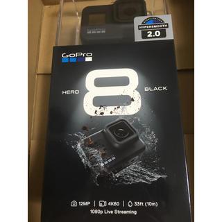 GoPro - GoPro HERO8 BLACK ゴープロ ヒーロー 8 新品未使用未開封