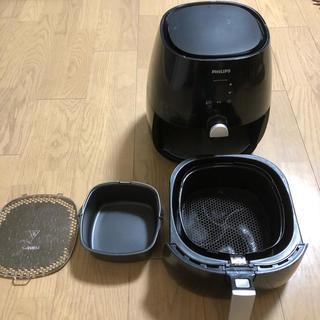 フィリップス(PHILIPS)のPHILIPS フィリップス ノンフライヤープラス レシピ付き(調理機器)