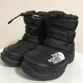 THE NORTH FACE - ザ ノースフェイス ヌプシ ブーツ16センチ