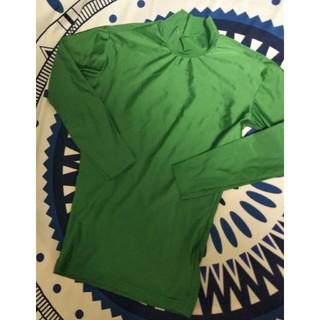 アンダーシャツ  緑  160