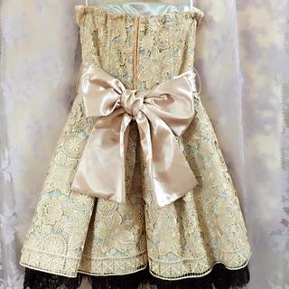 Language(ランゲージ)の♡language♡ドレスワンピース♡ レディースのフォーマル/ドレス
