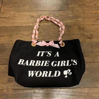 バービー(Barbie)のBarbieのバック(ショルダーバッグ)