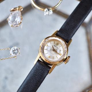 ロレックス(ROLEX)のOH済 美品❤︎ロレックス オーキッド K18YG 金無垢❤︎オメガ カルティエ(腕時計)
