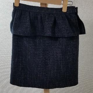 アプワイザーリッシェ(Apuweiser-riche)の美品!apuweiser-riche スカートSサイズ(ミニスカート)