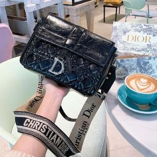 クリスチャンディオール(Christian Dior)のDIOR ディオール レディース シヨルダーバッグ(ショルダーバッグ)