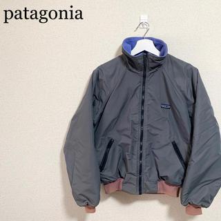 パタゴニア(patagonia)の80s〜90s patagonia シェルドシンチラ レディース USA製 古着(ブルゾン)