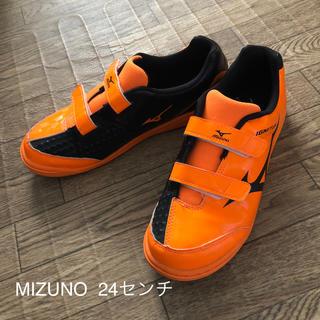 ミズノ(MIZUNO)の美品 サッカー トレーニングシューズ(シューズ)