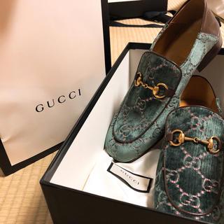 グッチ(Gucci)のGUCCIローファー(ローファー/革靴)