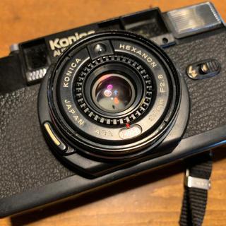 コニカミノルタ(KONICA MINOLTA)のコニカのフィルムカメラC35-AF2(フィルムカメラ)