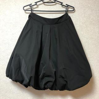 トゥービーシック(TO BE CHIC)のバルーンスカート TO BE CHIC(ひざ丈スカート)