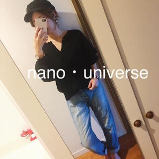 ナノユニバース(nano・universe)のnano・universe デニムパンツ(デニム/ジーンズ)