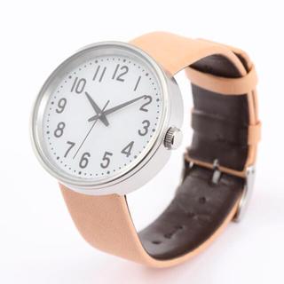 ムジルシリョウヒン(MUJI (無印良品))の無印良品 腕時計 公園の時計・大(腕時計(アナログ))