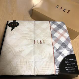 ダックス(DAKS)の新品未使用 羽毛布団(布団)