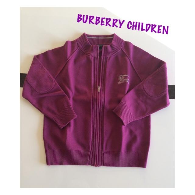 BURBERRY(バーバリー)のBURBERRY CHILDREN⭐️カーディガン  キッズ/ベビー/マタニティのキッズ服 女の子用(90cm~)(カーディガン)の商品写真