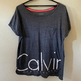 カルバンクライン(Calvin Klein)のカルバンクラインパフォーマンス Tシャッ(Tシャツ(半袖/袖なし))