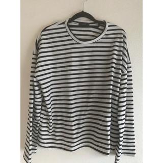 reca ボーダーロンT(Tシャツ(長袖/七分))
