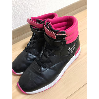 JENNI - ☆JENNI love・ハイカットスニーカー・22☆