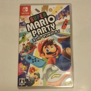 ニンテンドースイッチ(Nintendo Switch)のスーパーマリオパーティ  Switch(家庭用ゲームソフト)