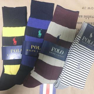 ポロラルフローレン(POLO RALPH LAUREN)の靴下(その他)