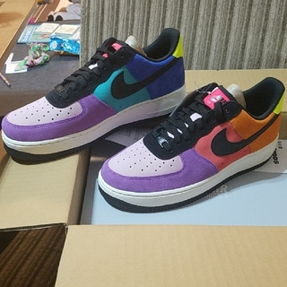 NIKE - NIKE AIR FORCE 1 07 LV8 CU1929-605