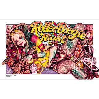 ロッキンジェリービーン ROLLER BOOGIE NIGHT 2nd