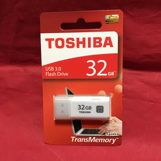 東芝 TOSHIBA USBメモリ 32GB USB3.0