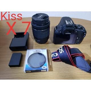 Canon - Canon EOS Kiss X7 レンズキット