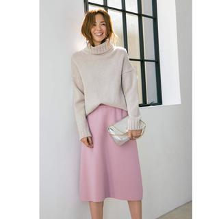IENA - SLOANE メリノウールジャガードスカート