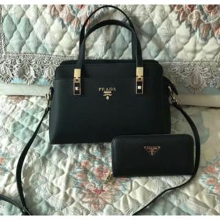 PRADA - プラダ ハンドバッグ お財布2セット