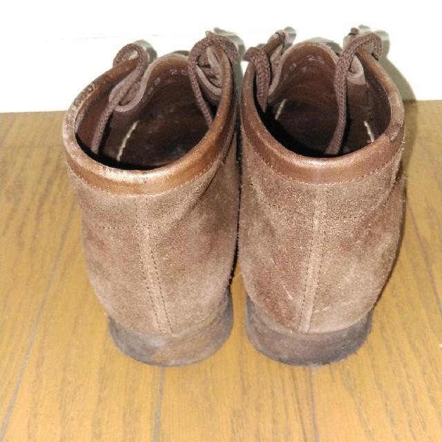 REGAL(リーガル)のリーガル ワラビー メンズの靴/シューズ(ブーツ)の商品写真