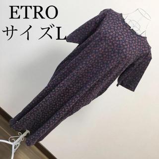 エトロ(ETRO)のエトロ ワンピース(ロングワンピース/マキシワンピース)