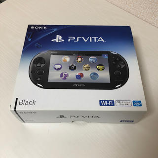 PlayStation Vita - PlayStation®Vita(PCH-2000シリーズ) Wi-Fiモデル…