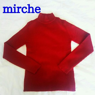 mirche  ミルシェ  ニット  セーター  レディース  Lサイズ(ニット/セーター)