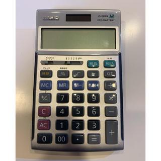 カシオ(CASIO)のCASIO 電卓 JS-20WK(オフィス用品一般)