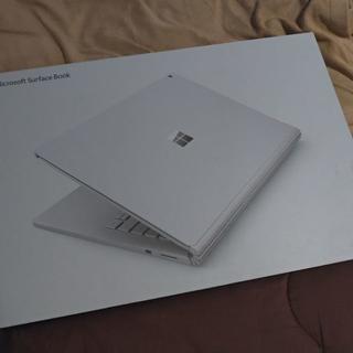 Microsoft - SurfaceBook i7/16GB/512GB [CR7-00006]