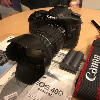 Canon - Canon EOS40D 18-135 IS セット美品!