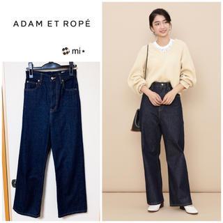 Adam et Rope' - 美品❣️ ADAM ET ROPE' ストレートルーズデニム 34