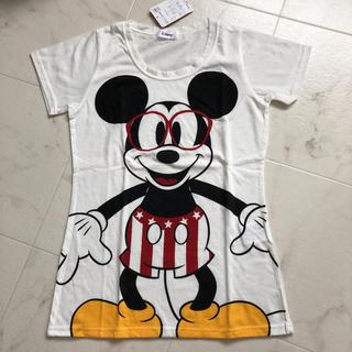 Disney - 新品 ディズニー ミッキー  Tシャツ