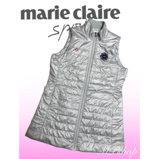 Marie Claire - 美品♡Marie claire マリクレール  中綿  ダウンワンピース  秋冬