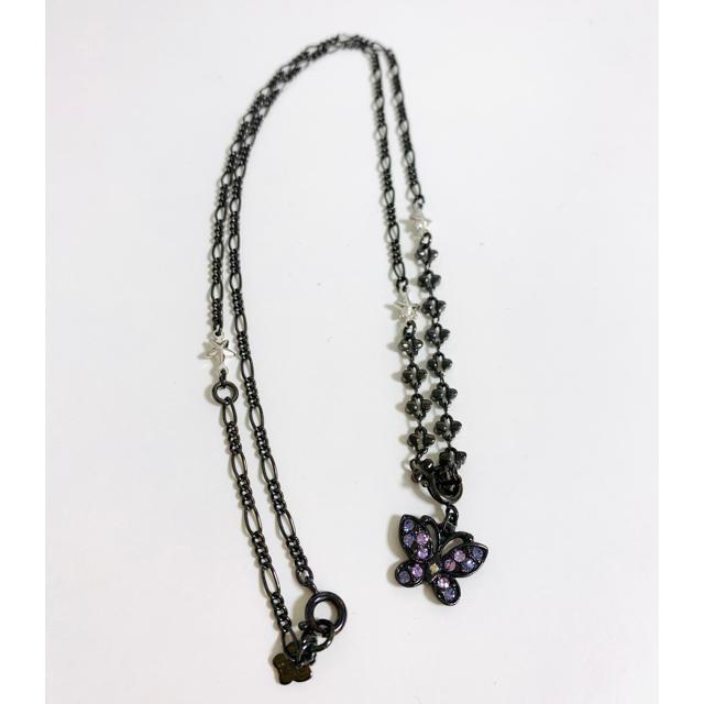 ANNA SUI(アナスイ)のANNA SUI ネックレス 美品✨ レディースのアクセサリー(ネックレス)の商品写真