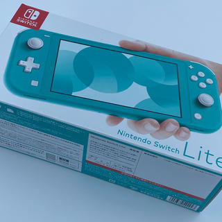 Nintendo Switch - Switch Lite 本体 ターコイズ